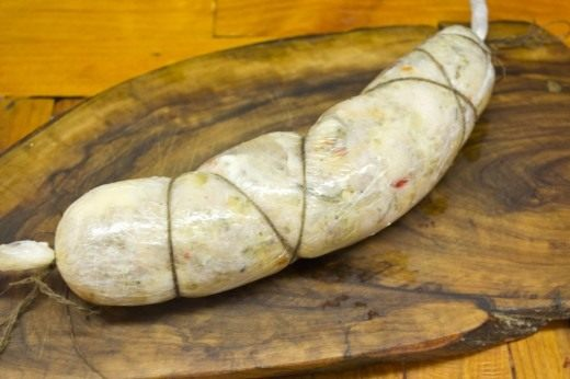 Колбаса готовится 25 минут