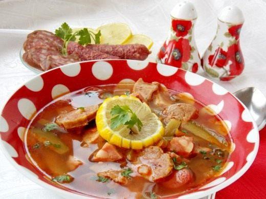 Горячие блюда на праздник в домашних условиях