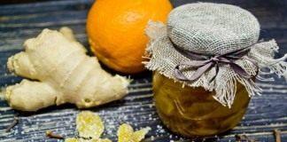 Засахаренный имбирь – цукаты из имбиря с апельсином