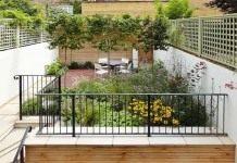 Сад у таунхауса. 12 приёмов для уюта на минимальной площади