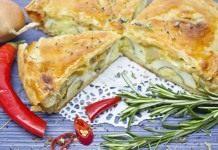 Пирог с луком — классика Прованса
