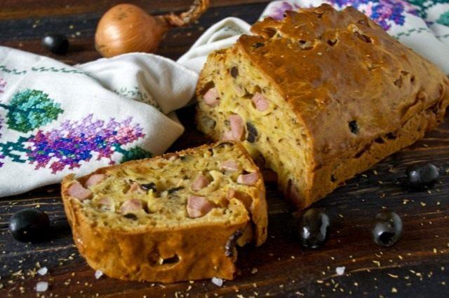 Пирог для пикника