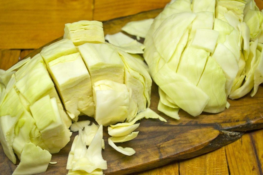 рецепт солёной капусты быстрого приготовления