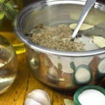 Готовим маринад для капусты