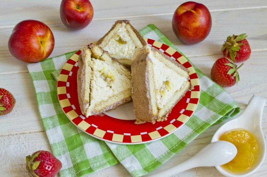 Пирог в мультиварке с мясом рецепт с фото