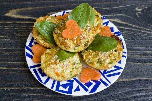 Запеканка из кабачков – кабачки в духовке