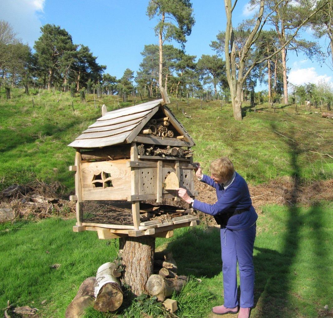 Садовый домик украсить своими руками фото 458