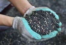 Осеннее внесение удобрений в почву