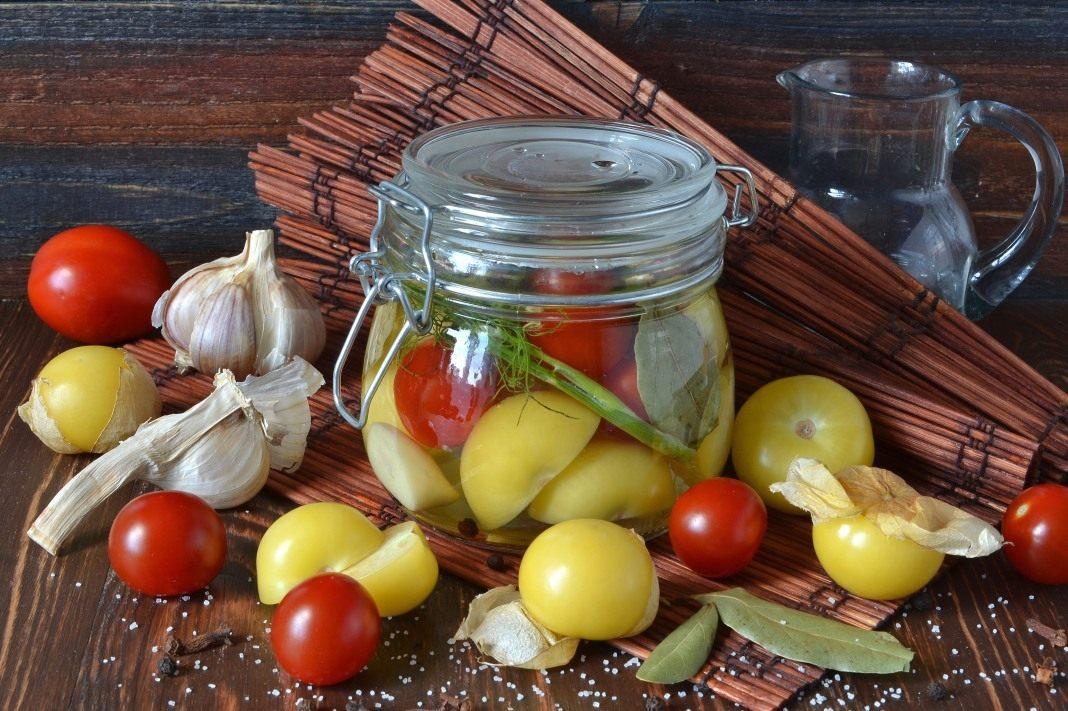 физалис овощной рецепты приготовления на зиму пошагово