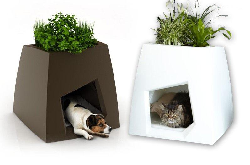 Pet-Planters