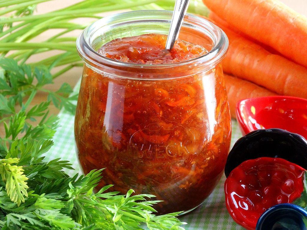 carrot-jam