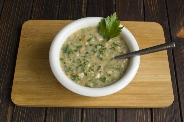 Сациви – ореховый соус