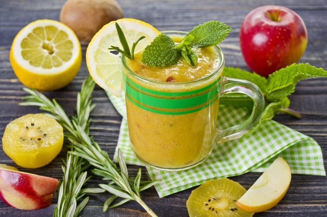 Молочные фруктовые коктейли в блендере рецепты