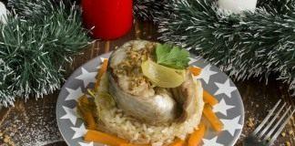 Запеченная рыба в рукаве – тунец в духовке