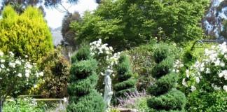 Загородный сад во французском стиле