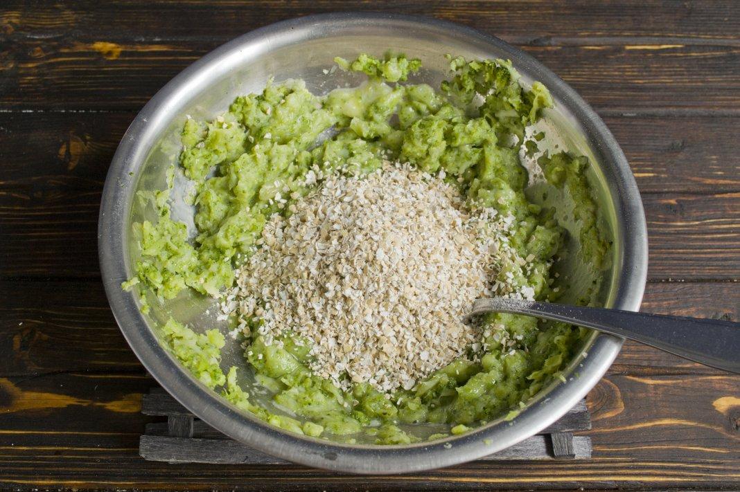 Котлеты из цветной капусты рецепты с фото