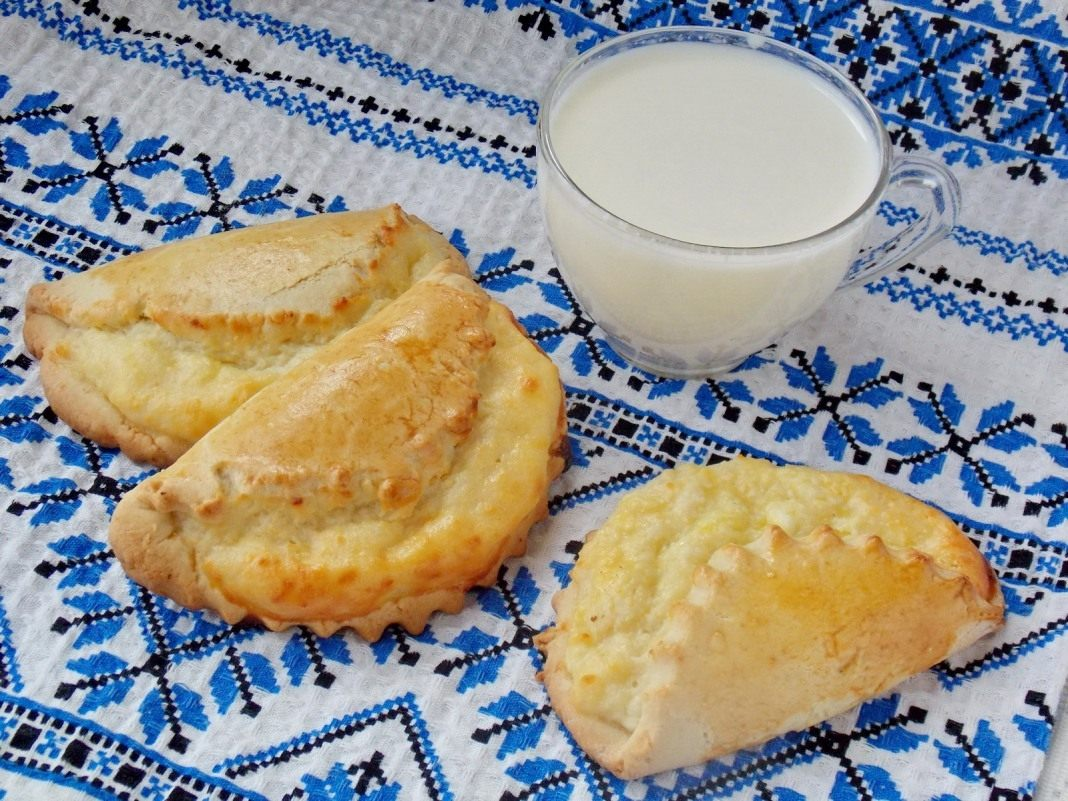 Классические сочни с творогом рецепт с пошагово