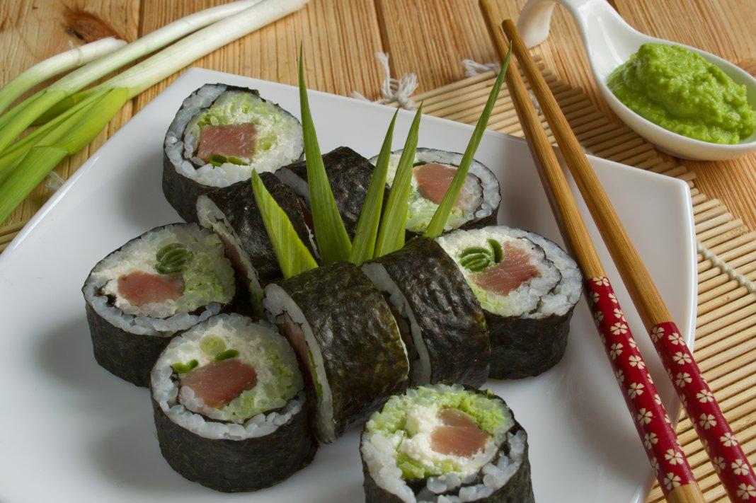 Маки суши фото