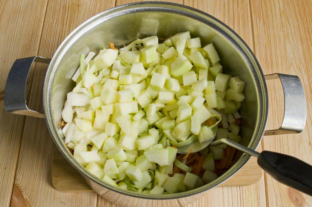 Щи из свежей капусты постные рецепт с пошагово