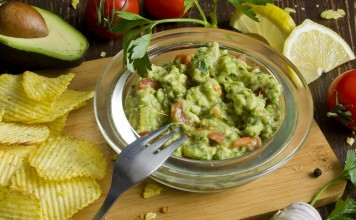 Гуакамоле – соус из авокадо
