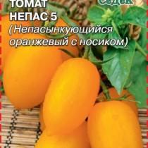 Томат сорта «Непас 5» (Оранжевый с носиком)