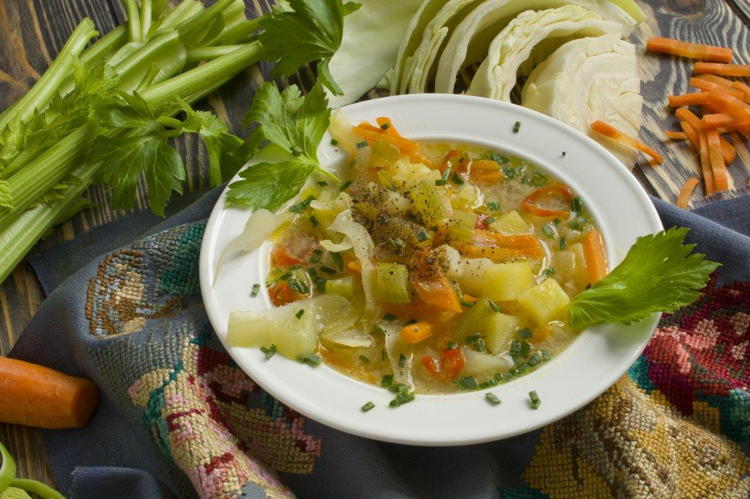 Рецепт: Щи из свежей капусты - все рецепты России