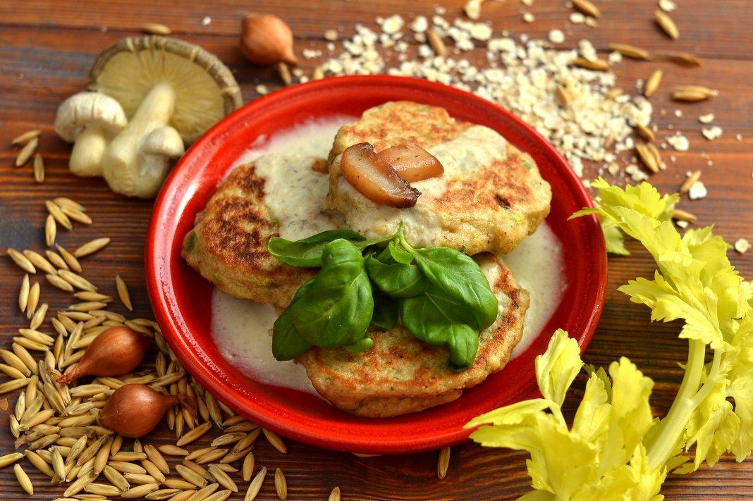 Блюда из геркулеса рецепты с фото