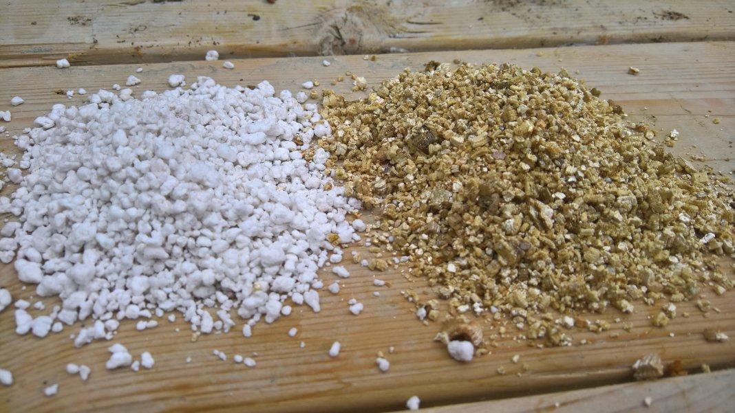перлит и вермикулит сколько добавлять в теплицу