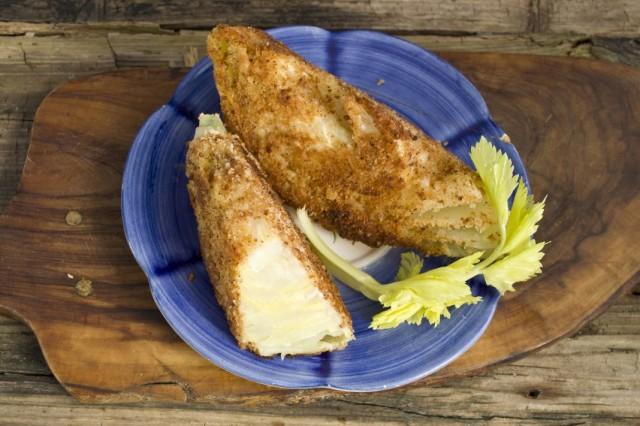 Капустный шницель – вегетарианский шницель из молодой капусты