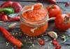 Домашний кетчуп из свежих помидоров и болгарского перца