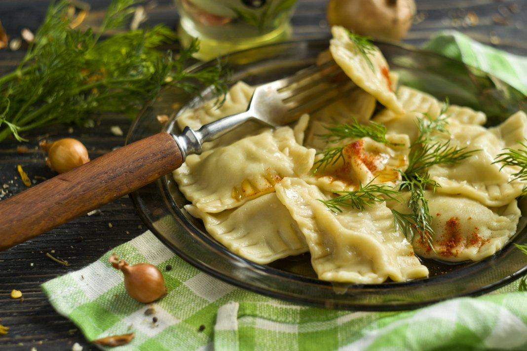рецепт приготовления равиоли с мясом