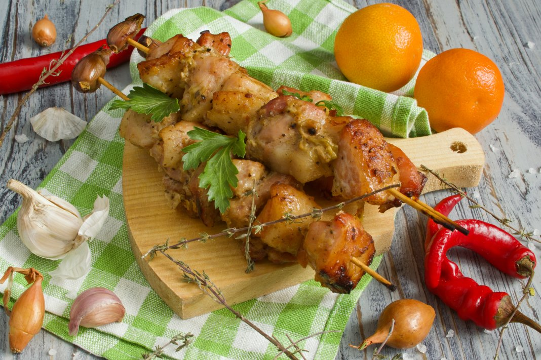 Рецепты приготовления свинины в духовке