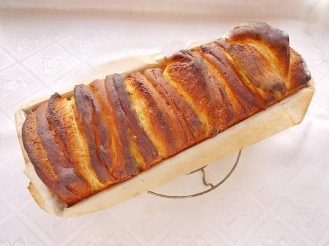 Запекаем цитрусовый хлеб в духовке