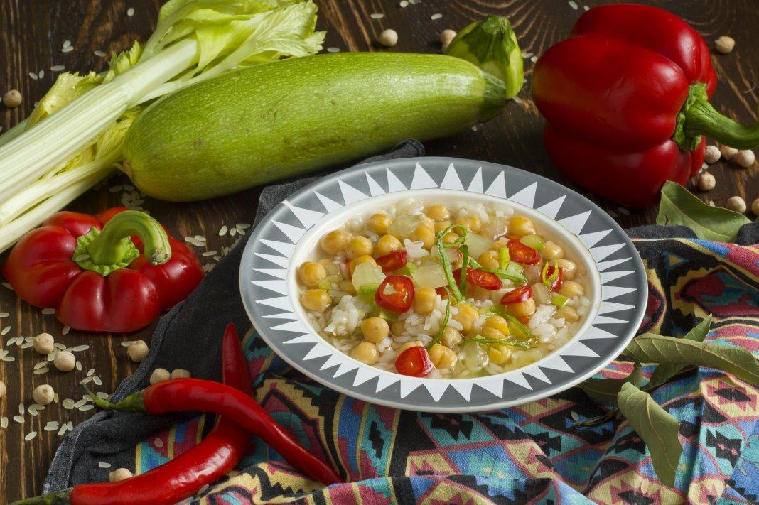 Суп из нута рецепты форум