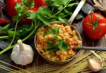 Густой мясной соус из фарша к макаронам