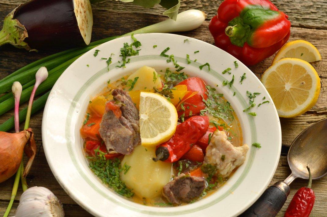 как приготовить шурпу по кавказски или грузински