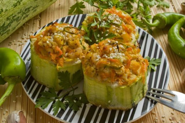Фаршированные помидоры пошаговый рецепт в духовке 2