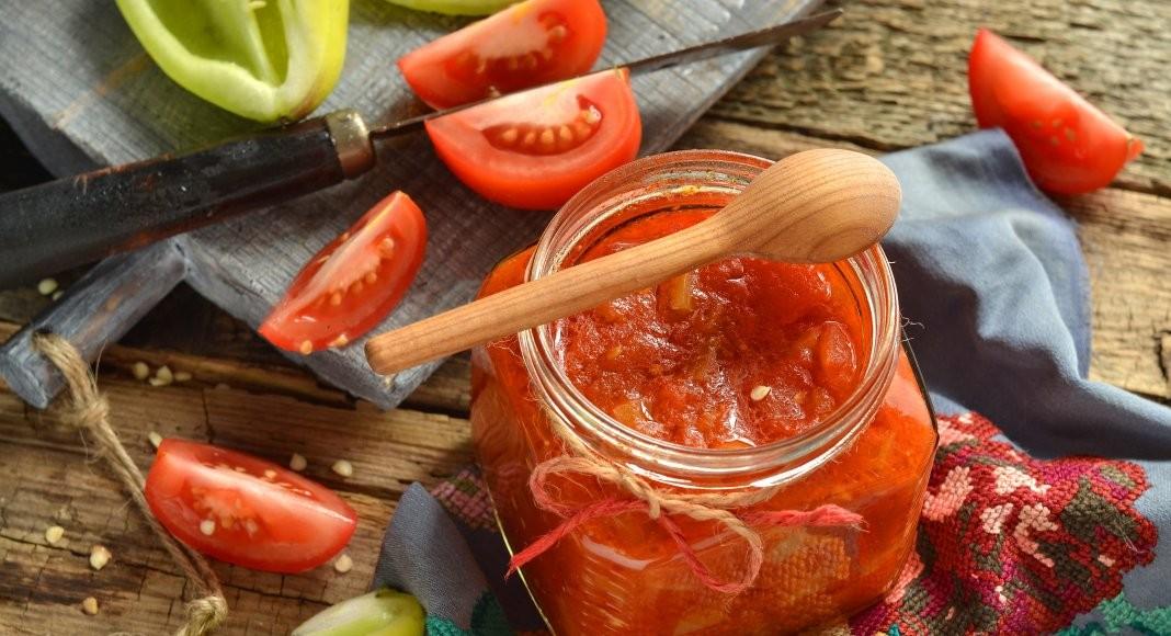 Лечо из перцев и помидоров