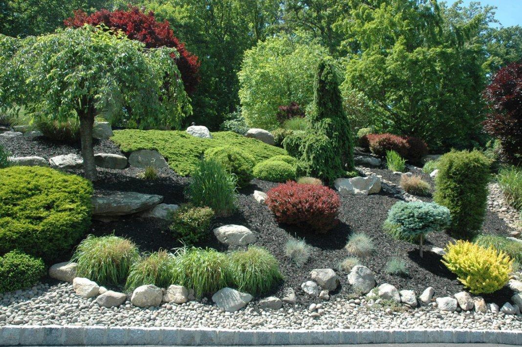 Фитодизайн. Дизайн малых форм. Оригинальные идеи - Страница 7 Garden-design-5