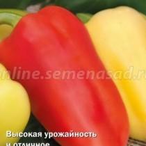 Перец сладкий сорт «Белогор»