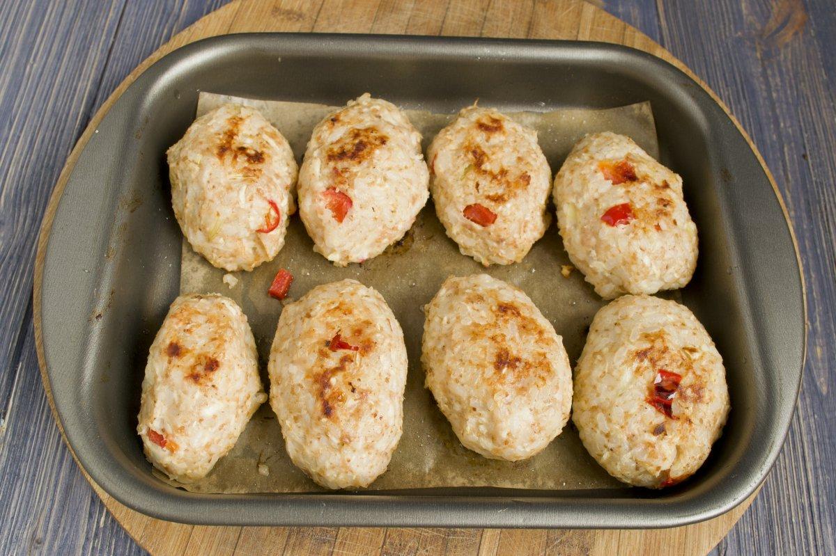рецепт тефтелей в духовке с фото