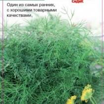 Укроп «Грибовский»