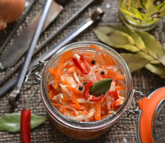 Салат к Салат к шашлыку — домашняя заготовка для пикника