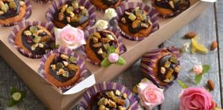 Капкейки своими руками — вкусные сладости-подарки