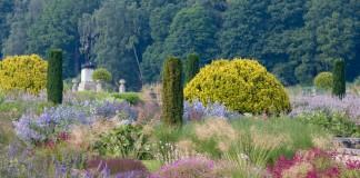 Сады Трентэм - регулярный и пейзажный стиль в одном ансамбле