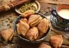Творожное печенье с кардамоном и корицей