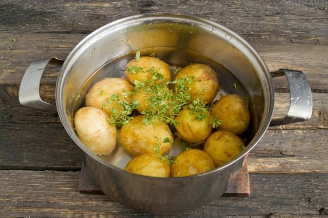 Варим картошку 15-20 минут