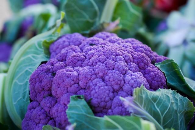7 полезных и вкусных фиолетовых овощей