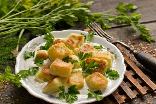 Швильпикай — картофельные клёцки по-литовски