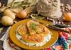 Картофельные котлеты с грибной начинкой